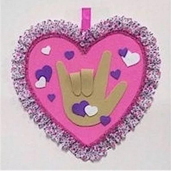 Sign Language I Heart You