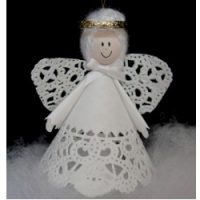 Image of Aged Angel Treetopper