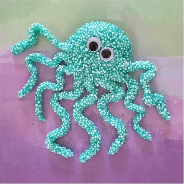Floam Octopus Sculpture