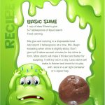 Basic Slime Recipe