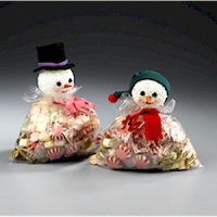 Image of Snowman Jar