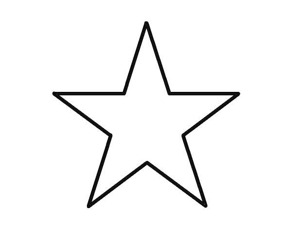 star-template