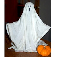 Stiffened Fabric Ghost