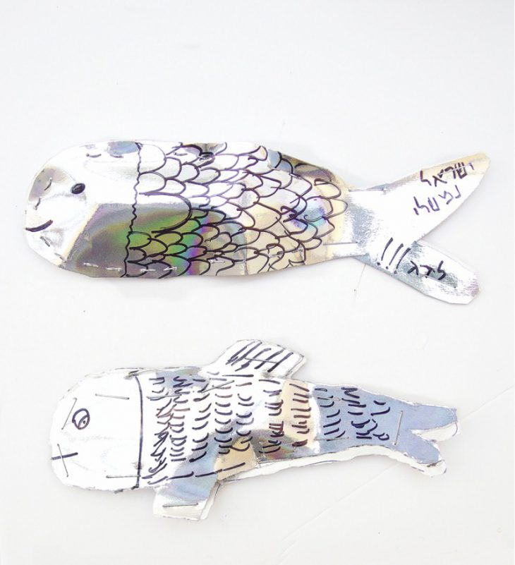 Stuffed Fish Craft