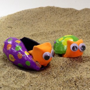 Image of Summer Snails