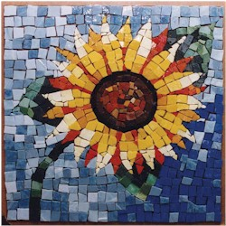 Image of Sunflower Mosaic