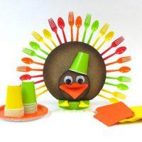 Image of Turkey Tic Tac Toe Fun