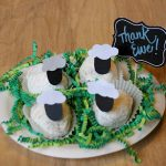 "Thank ""Ewe"" Donut Treats"