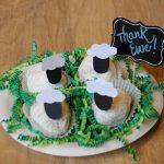 "Thank ""Ewe"" Donut Treats"