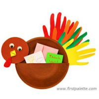 Image of Make A Thanksgiving Dinner Plate