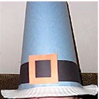 Image of Thanksgiving Pilgrim Hat