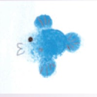 Image of Mommie and Me Handprint Fish