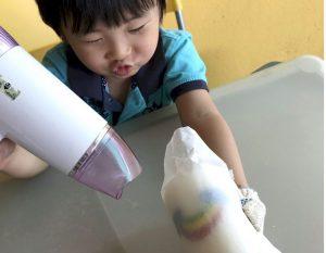 Image of Easy Tissue Art Transfer