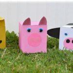 Farm Animal Tissue Boxes