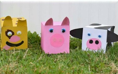 Image of Farm Animal Tissue Boxes