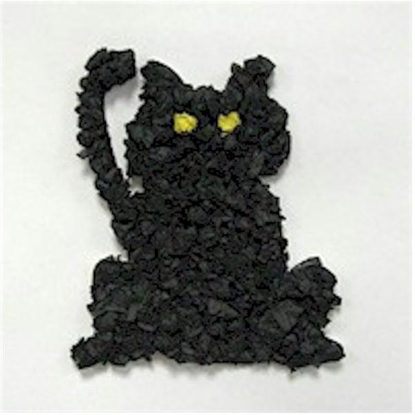 Tissue Paper Black Cat