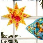 Tissue Paper Star