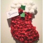 Tissue Paper Stocking