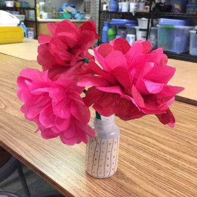 Easy Heart Shaped Flowers