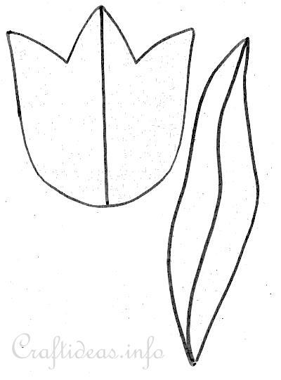 tulip-bouquet-pattern