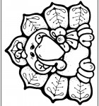 turkey-coloring-page
