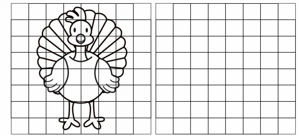 turkey-grid-template