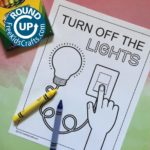 Turn It Off Helper (Crafts and Activities)
