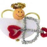Valentine Angel Craft