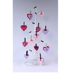 make a Valentine Heart Tree