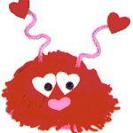 Valentine Yarn Love Bug