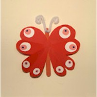Image of Valentine Butterfly