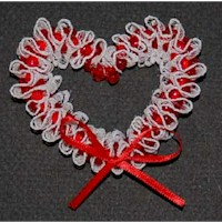 Valentine Heart Pin