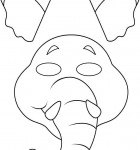 vbs-jungle-animal-mask-elephant-bw