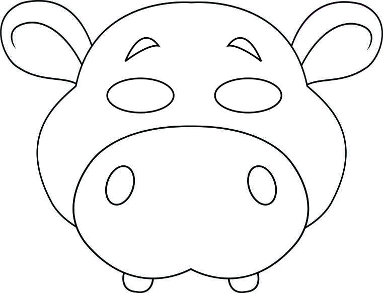 Patterns, Templates And Printables  Free Mask Templates