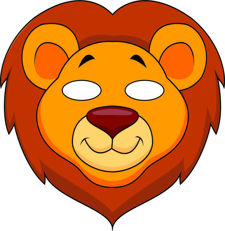 vbs-jungle-animal-mask-lion-color