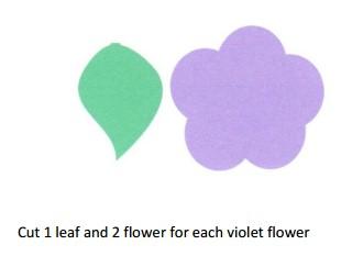 violet-flower-pattern