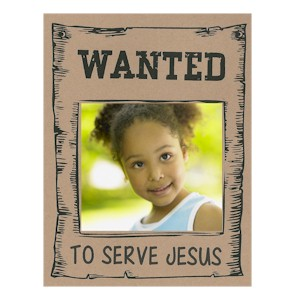 VBS Wanted Poster