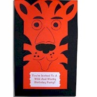 Image of Wild and Wacky Invitations