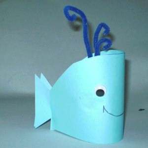 Image of Willie the Whale Craft
