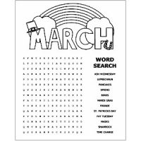 Image of USA Presidents Word Search