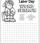 word-search-labor-day