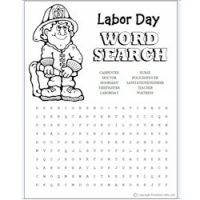 Image of Back to School Word Search and Maze