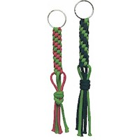 Image of Woven Key Rings