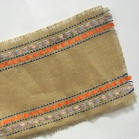 Image of Brown Bag Placemat