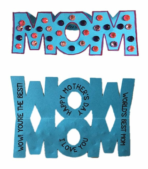 Mom's Wow Card Craft