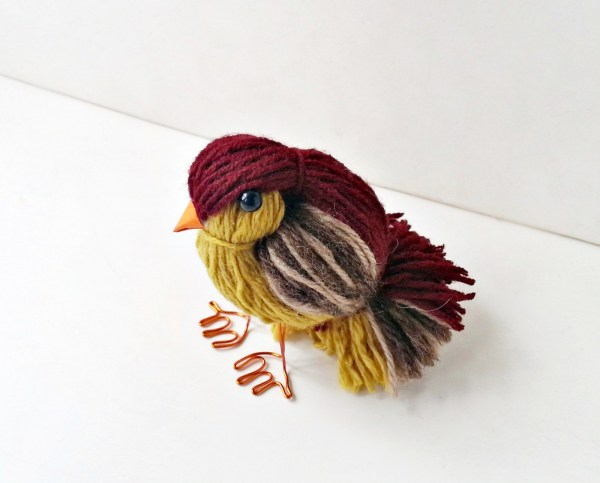 Image of Yarn Bird